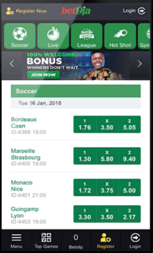 RatingBUK - AFRICA BOOKMAKERS RATING