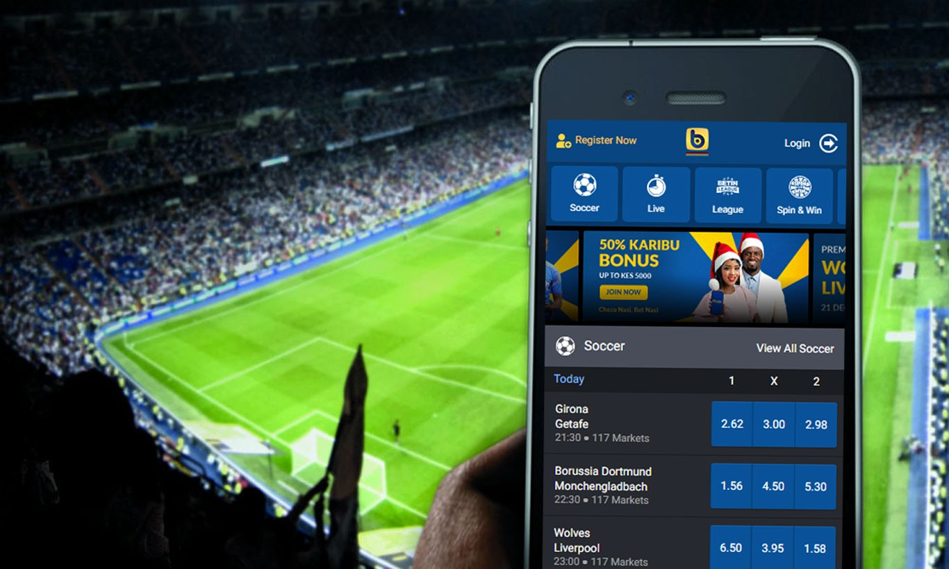 Betin mobile apps - android (apk)   Ios - download free